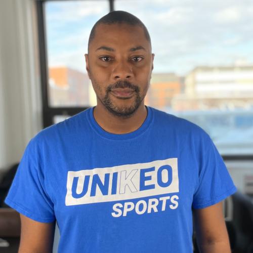 Cédrick Audel Unikeo Sports inc. Fondateur