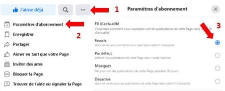 comment faire pour que vos fans voient toutes les publications de votre page facebook