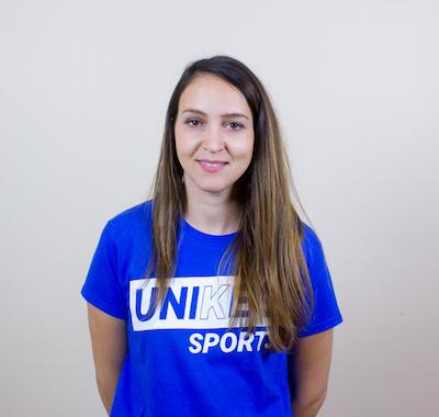 Gaelle Lore P. Unikeo Sports Notre équipe