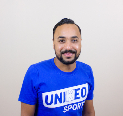 Karim Maazouz Unikeo Sports Notre equipe