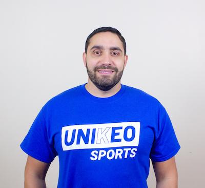 Nabil Mrini Unikeo Sports Notre equipe